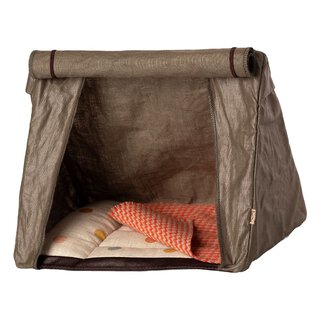 Happy Camper Tent, Mouse | Maileg