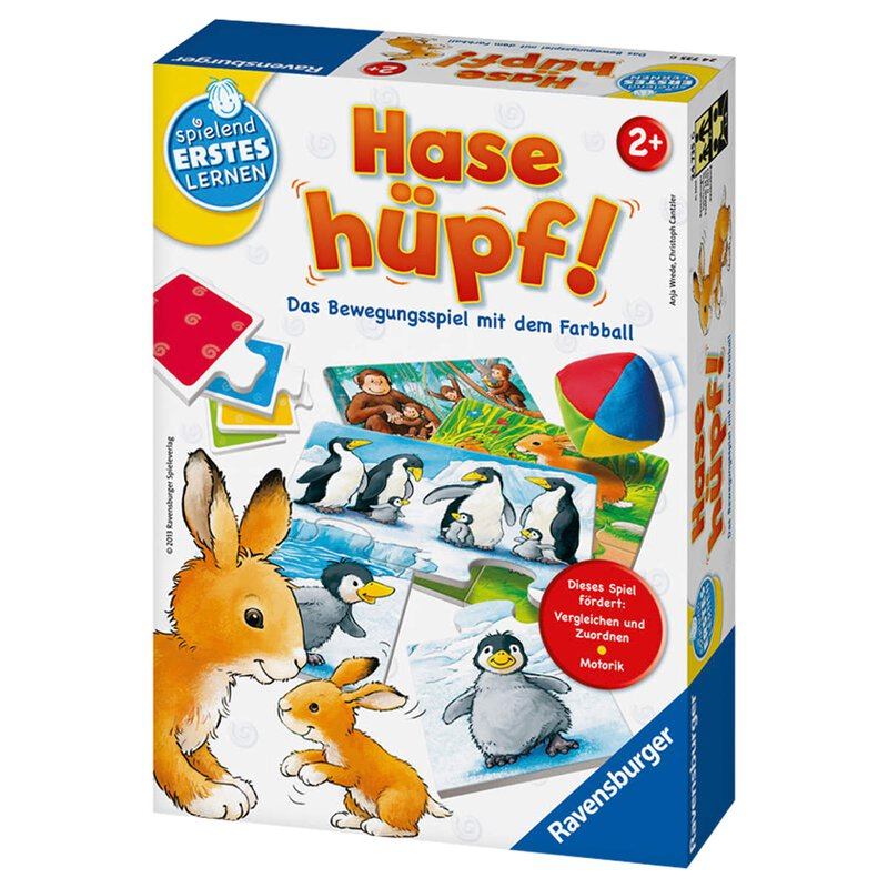 Ravensburger Hase Hüpf
