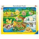 RAVENSBURGER Puzzle Zoobesuch | Ravensburger