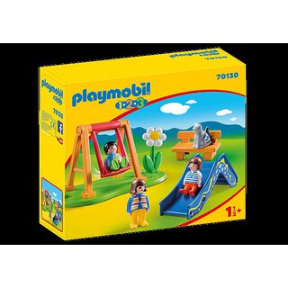 PLAYMOBIL 123 - Kinderspielplatz | PLAYMOBIL®