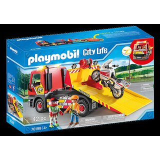 PLAYMOBIL City Life - Abschleppdienst | PLAYMOBIL®