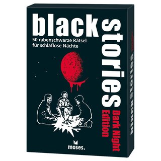 MOSES Black Stories Dark Night, d | Moses