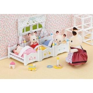 Triple Baby Bunk Beds Sylvanian Families