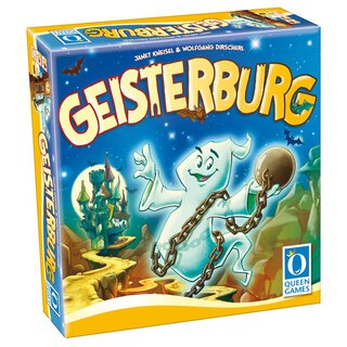 QUEEN GAMES Geisterburg,d | Queen Games