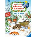 Adventskalender Tiere im Winter | Ravensburger
