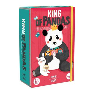 Memo Actions - King of Pandas | Londji