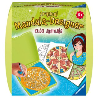 RAVENSBURGER Mandala Designer Mini Animal | Ravensburger